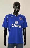 Everton Football Shirt Jersey Size XL