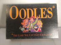 Vintage Hersch Oodles* Word Association Game 1992 Missing Instructions