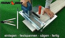 Stichsägetisch 012 f. Stichsäge + Metabo Makita Bosch + lang T-Stichsägeblätter