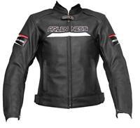 Blouson cuir de moto Marque Arlen Ness Taille M coloris noir LJ-9140L-AN Neuf