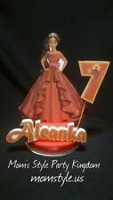 Princess Elena Cake Topper Birthday party supply - ps