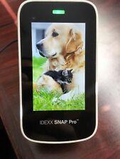 Idexx Snap Pro Mobile Portable Veterinary Blood Analyzer