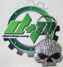 Harley Davidson HD logo keychain willie g clip key chain biker ring Motorcycle