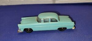 vtg Lionel 6414 Auto Loader Blue Car Chrome BUMPERS SHIPPING INCLUDED