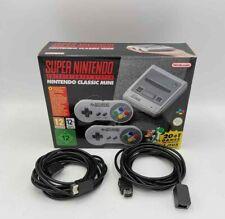 Super Nintendo Classic Mini - SNES + 2 x 3m Verlängerung - neuwertig