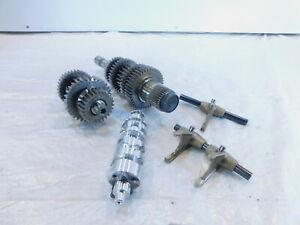 04-05 Harley Davidson Sportster 883 & 1200 Transmission Gears w/ Shifter Drum