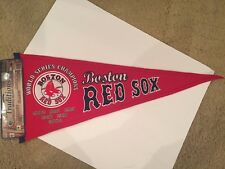 """High Quality Red Sox Wool Blend 33"""" Pennant"""
