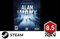 Alan Wake [PC] Steam Download Key - FAST DELIVERY - EU