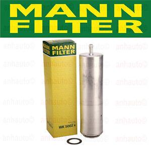 MANN BMW F10  535d & X5 xDrive35d  Diesel Fuel Filter NEW