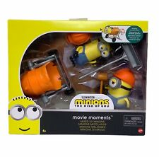 Mixed-Up Minions - Movie Moments - The Rise of Gru Construction Crew New Sealed