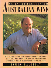 AUSTRALIAN WINE James Halliday  **GOOD COPY**