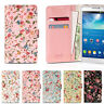 Garden Flower Wallet Case for Samsung Galaxy Note10 10+Note9 Note 8 7 FE 5 4 3 2