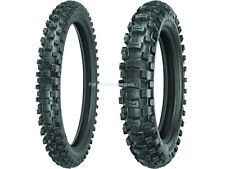 Sedona MX887IT Combo Set 60/100-14 & 80/100-12 MX Motocross Knobby Tire Dirt
