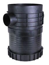 Intewa PLURAFIT Filter mit Filterkorb, Tankeinbau, Regenwasserfilter, Korbfilter