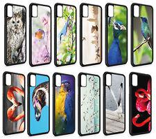 Iphone Silikon Slim Handyhülle Case Cover Schutz Vogel Vögel Motiv