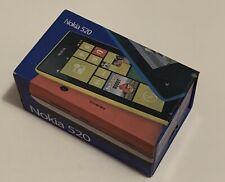 Nokia  Lumia 520 - 8GB - NEUWARE Schwarz (Ohne Simlock) Smartphone (A00010451)