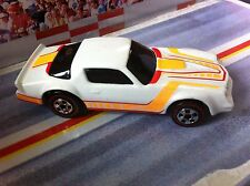 Hot Wheels 2012 HOT ONES Chevy CAMARO Z28 CHASE BW Tires MINT LOOSE
