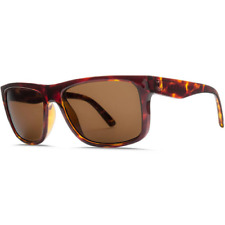 ELECTRIC SWINGARM Gloss Tortoise w/ POLARIZED Bronze Lenses Sunglasses $120