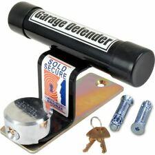 PJB PJB301 Door Defender for up and Over Garage Doors Complete With Padlock & Fixings