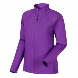 NWT Footjoy Women's Full-Zip Mid Layer Violet Jacket Golf Leisure Size XS S L XL