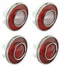 1975 - 1979 Corvette Tail Lights & Backup Lights GM Restoration. Light Set