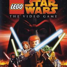 Nintendo GameCube Game LEGO STAR WARS THE VIDEO GAME
