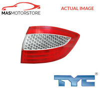 REAR LIGHT TAIL LIGHT RIGHT TYC 11-11693-01-2 G NEW OE REPLACEMENT