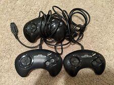 Sega Genesis Controller lot (3)
