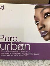 Pure .. Urban Various New Cd