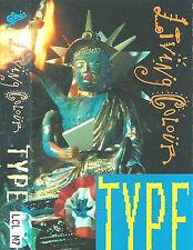 Living Colour Type CASSETTE SINGLE Epic LCL M7 Rock Funk Metal 1990