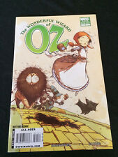 WONDERFUL WIZARD OF OZ #1 Variant VFNM Condition