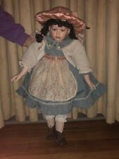 Tuss Collection dolls by William Tung 1990-2000 (collectible doll) (porcelain)