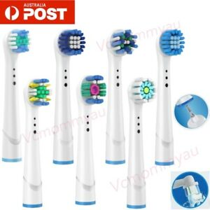 4/8/12x Replacement Electric Toothbrush Heads Compatible Oral B tooth brush Head