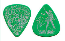 Cheap Trick Rick Nielsen Signature Green R's Guitar Pick - 2010 Tour
