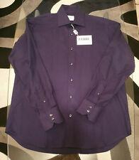 Gianfranco Ferre GF Herren Hemd - Farbe Blau - Neu mit Etikett Gr. XL (43)