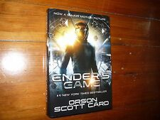 Ender's Game Orson Scott Card Hardcover Tor Movie-Tie In 1st Thus