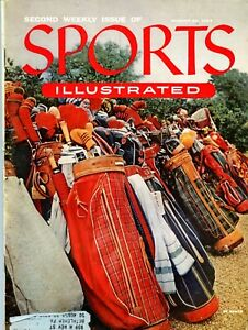 Sports Illustrated 2ND. ISSUE  , 1954 Rare With Trading Cards Attached. NICE!!