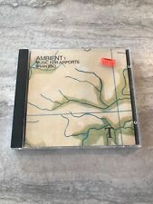 Ambient 1 ~ Brian Eno ~ Music For Airports ~ CD