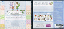 Crafters Companion Christmas winter cheer SWALK sealed with a loving kiss CDrom