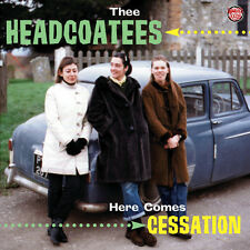 Thee Headcoatees - Here Comes Cessation CD * BRAND NEW* *HOLLY GOLIGHTLY*