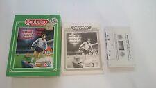 SUBBUTEO FUTBOL FOOTBALL CAJA CARTON COMMODORE 64 128 CMB 64 C64 PAL