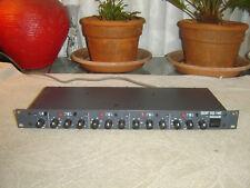Biamp EQ 140, Latter Version, 4 Band Parametric Equalizer, Eq, Vintage Rack