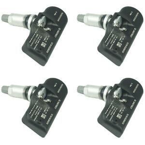 OEM 4Pcs TPMS Tire Pressure Monitor Sensor For Audi A3 4 5 Golf Jetta 1K0907253