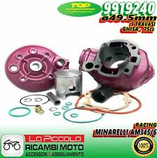 9919240 CILINDRO TOP D.49,5mm HM CRE SIX Comp. 50 ie 2T LC 2013 -> AM6 GHISA