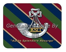 KING'S SHROPSHIRE LIGHT INFANTRY MOUSE MAT