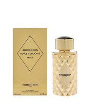 Boucheron Place Vendome Elixir Eau De Parfum 3.3 Oz Spray For Women NIB