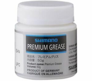 Shimano Premium Lagerfett 50 mg (100 mg 19,00 €)