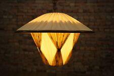 Vintage plafonnier 50er LAMPE ROCKABILLY lumière mid-century design 50s lampe