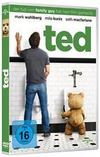 Ted - Mark Wahlberg - Mila Kunis - Family Guy - DVD - OVP - NEU