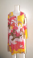 DIANE VON FURSTENBERG SIZE XS TUNIC DRESS COVER UP MADE IN ITALY